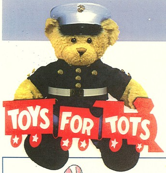 ROTARY CLUB OF MANSFIELD TOYS FOR TOTS DRIVE