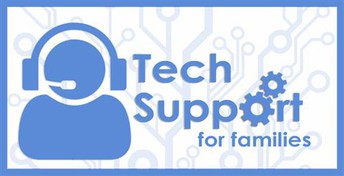 Technology Support ~ Virtual Families