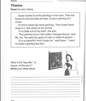 Blue Group's Worksheet