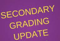 Grading Update: