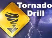 Tornado Drill - 3/27