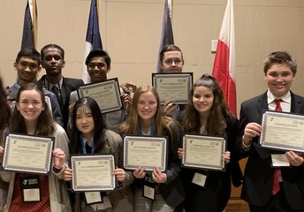 MUN State Competition