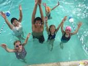Get the kids ready for Spring Break with Swim Lessons!
