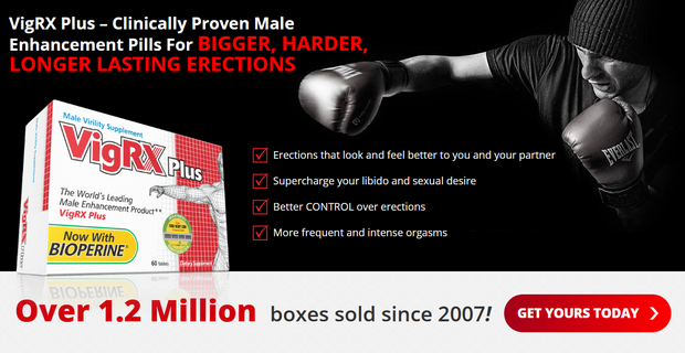 vigrx plus penis enlargement pills