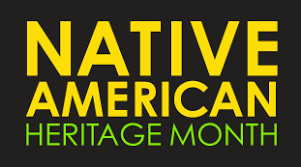 November: Native American Heritage Month