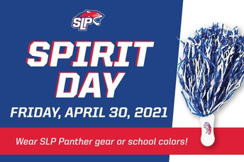 Panther Spirit Day is Friday, April 30