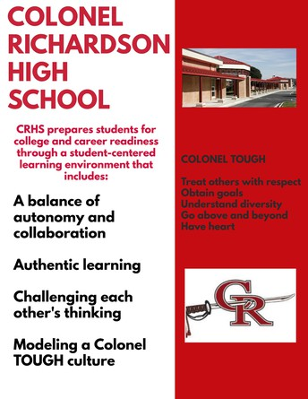Colonel Richardson High School
