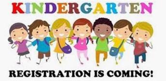 2020 Kindergarten Registration, coming soon!