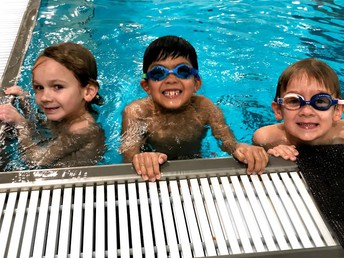 Swimming Through Elementary begins Monday, January 13!