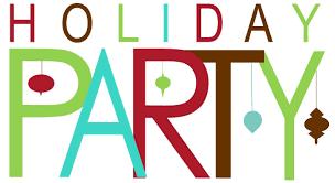 Holiday Classroom Parties  - Dec. 21st