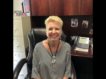 New Faces on Campus:   Kelly McCormick, Counselor