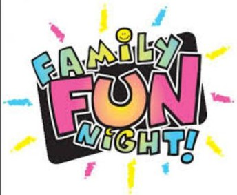Bring your Parents/Caregivers to PE Family Fun Night!