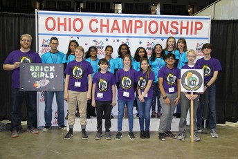 Robotics and LEGO League Teams Head To State