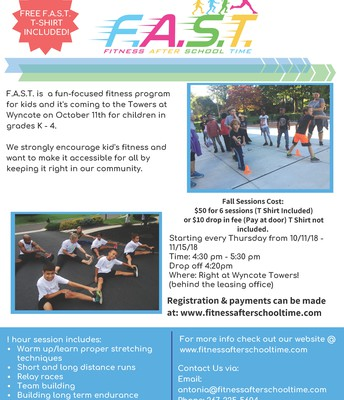 Fitness After School Time (F.A.S.T.)