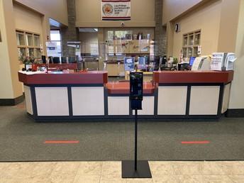 Lobby Safety Precautions
