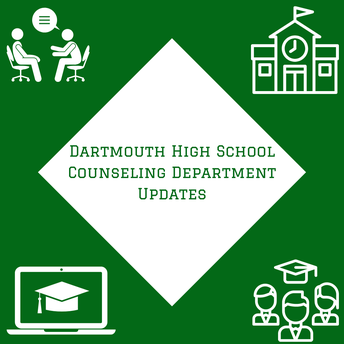 School Counseling & Support Services Department Updates