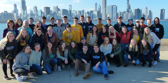 Senior Math Science Trip to Chicago