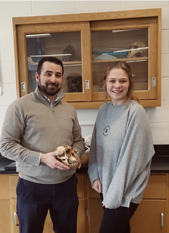 February's Featured Teacher is Mr. Ketler