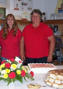 Picture of Kathy Crider, Sherry Sharpe