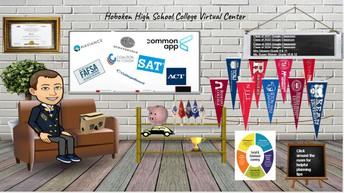 Hoboken High School's Virtual College Center