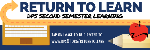 Click on photo to be directed to the Return to Learn website.