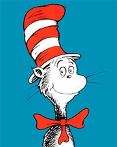 Fun with reading and Dr. Seuss next week!