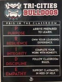 Bulldog PRIDE Students Award