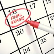 Fall Final Exam Exemption Guidelines 2020