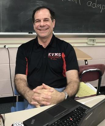 Mr. Gross Faculty Sponsor