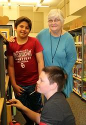 Volunteer Profiles - Meet Ms. Linda