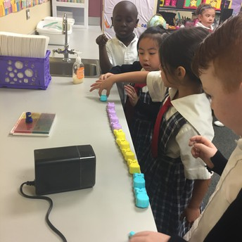 1st Grade Measuring