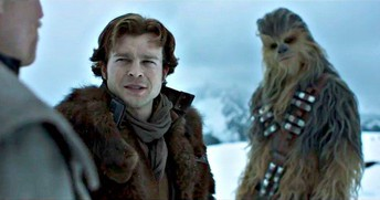"""""""Solo: A Star Wars Story"""" New Teaser, New Trailer, and New Posters"""