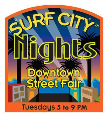 Surf City Nights in Huntington Beach