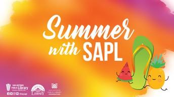 summer with San Antonio Public Library