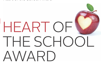 Heart of the School Awards!
