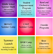 D97 and Other Summer Programs