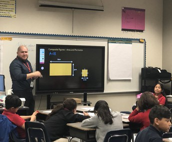Budewig Receives SMART Boards