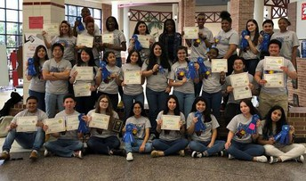 Texas Association of Future Educators (TAFE) State Conference Results