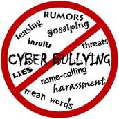 Tip 3: Cyberbullying