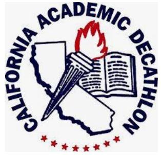 Academic Decathlon Competition:  2-2-19