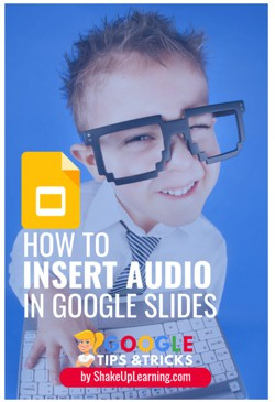 New Feature for GOOGLE Slides!