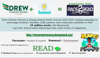 Race2Read  with Beanstack