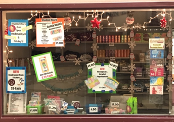 Front of Student Store