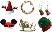 December 5:  Holiday Accessorize