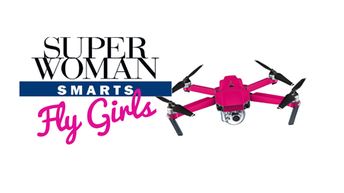 All Girl Robot Drone Team