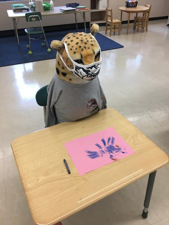 The Lowell Leopard was SPOTTED: on 3/29-4/2