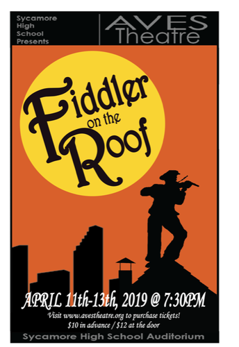 Sycamore High School Theatre Presents, Fiddler on the Roof!