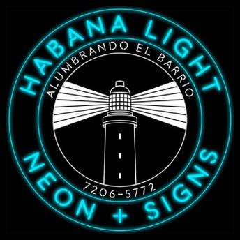 Habana Light Neon + Signs