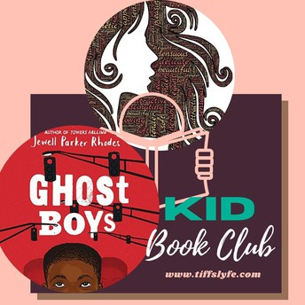 BIPOC KID BOOKCLUB