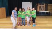 Frontier Valley Green Team